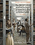 Bedford Anthology Of American Literature Volume Two