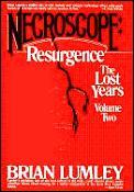Necroscope Resurgence Lost Years 2