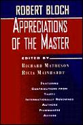 Robert Bloch Appreciations Of The Master