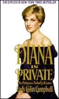 Diana In Private The Princess Nobody K