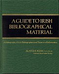A Guide to Irish Bibliographical Material: A Bibliography of Irish Bibliographies and Sources of Information