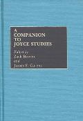 A Companion to Joyce Studies