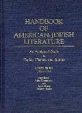 Handbook of American-jewish Literature (88 Edition)