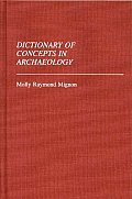 Dictionary of Concepts in Archaeology