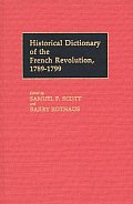 Historical Dictionary of the French Revolution, L-Z V2