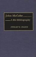John McCabe: A Bio-Bibliography