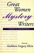 Great women mystery writers classic to contemporary