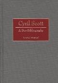 Cyril Scott: A Bio-Bibliography