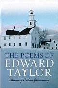 The Poems of Edward Taylor: A Reference Guide