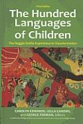 Hundred Languages of Children The Reggio Emilia Experience in Transformation