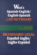 Wests Spanish English Law Dictionary English S