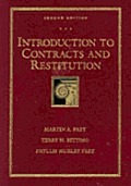 Introduction to Contracts & Restitution