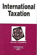 International Taxation in a Nutshell