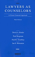 Lawyers as Counselors a Client Centered Approach 3D