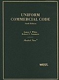 Hornbook on Uniform Commercial Code, 6th Edition (American Casebooks)