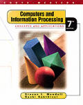 Computers and Information Processing : Concepts and Applications (6TH 92 - Old Edition)