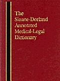 Sloane Dorland Annotated Medical Legal D