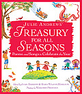 Julie Andrews Treasury for All Seasons Poems & Songs to Celebrate the Year