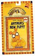 Arthurs New Puppy An Arthur Adventure With CD