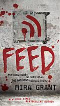 Feed Newsflesh Book 1