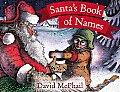 Santas Book of Names