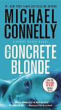 The Concrete Blonde (Large Type / Large Print)