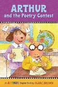Arthur & the Poetry Contest A Marc Brown Arthur Chapter Book 18