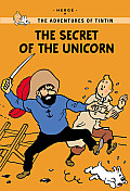 Tintin 11 Secret of the Unicorn Young Readers Edition