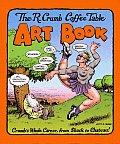 R Crumb Coffee Table Art Book