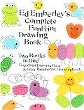 Ed Emberleys Complete Funprint Drawing Book