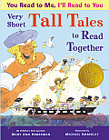 You Read to Me Ill Read to You Very Short Tall Tales to Read Together