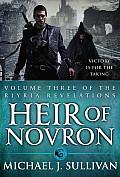 Heir of Novron Riyria Revelations Book 3