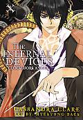 Infernal Devices Clockwork Angel Manga