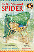 First Adventures of Spider West African Folktales