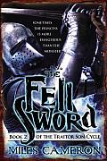 Fell Sword Traitor Son Book 2