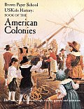 Book Of The American Colonies Brown Paper