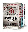Newsflesh Trilogy Boxed Set