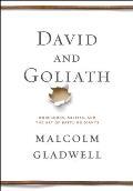 David & Goliath Large Print Edition