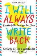 I Will Always Write Back How One Letter Changed Two Lives