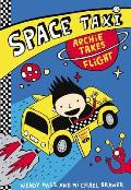 Space Taxi Archie Takes Flight