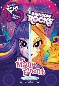My Little Pony Equestria Girls 03 Rainbow Rocks The Mane Event