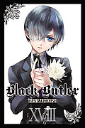 Black Butler Volume 18