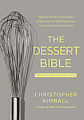 Dessert Bible The Best of American Home Cooking