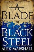 Blade of Black Steel Crimson Empire 02