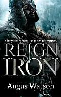 Reign of Iron Iron Age Book 3