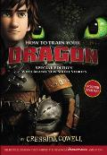 How to Train Your Dragon 01 Special Edition With Brand New Short Stories