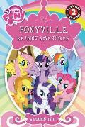 My Little Pony Ponyville Reading Adventures Passport to Reading Level 2