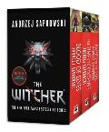 The Witcher: Blood of Elves / The Time of Contempt / Baptism of Fire: Boxed Set