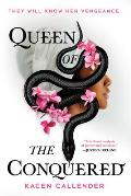 Queen of the Conquered (Islands of Blood and Storm #1)