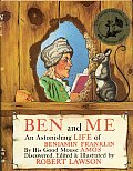Ben & Me A New & Astonishing Life Of Ben